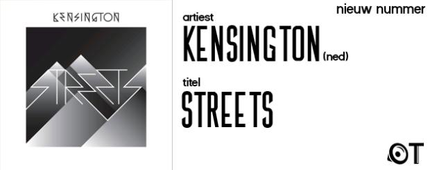 New track: Kensington - Streets