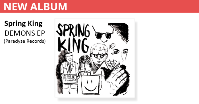 New album Spring King