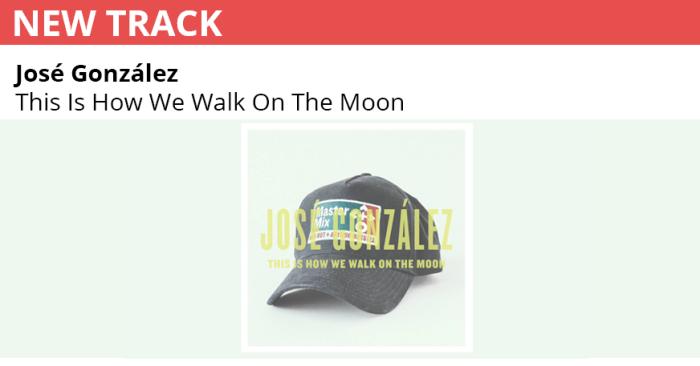 New track Gonzalez