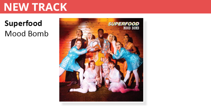New track Superfood