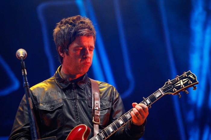 Noel Gallagher by Kasper Vogelzang